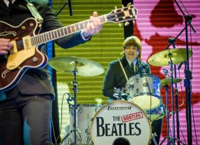 Get ready for The Bootleg Beatles