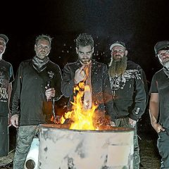 SUPERHEIST get set to 'Raise Hell'