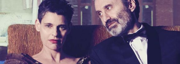 DEBORAH CONWAY & WILLY ZYGIER WITH FULL BAND
