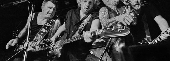 Rose Tattoo – Rock N' Roll Outlaw – 40th anniversary tour