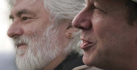 Brian Cadd and Russell Morris hit the FAC