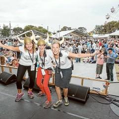 Petti McInnes   giving musicians a chance to shine