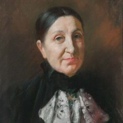 A collection of portraits