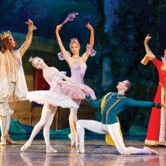 Triple the entertainment at Russian ballet