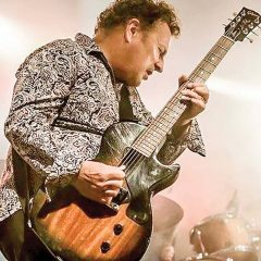 Ross Wilson and the Peaceniks to rock The Grand
